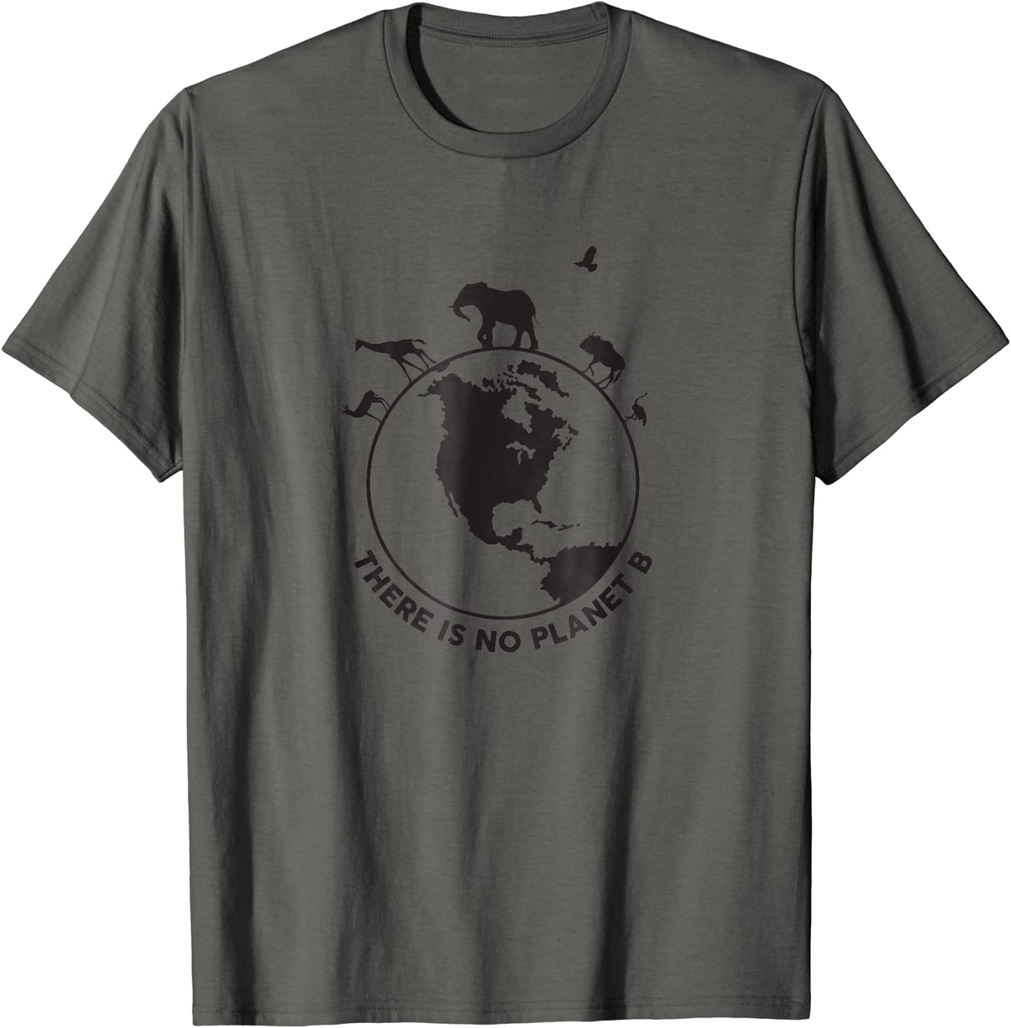 There is no Planet B Tee Shirt. Save the Planet!