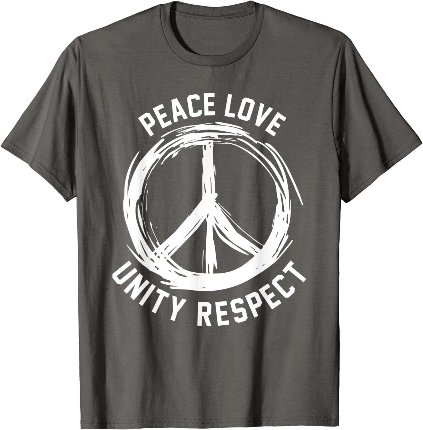 Peace Out Hippy Woman MENS T SHIRT rave festival party love freedom love music