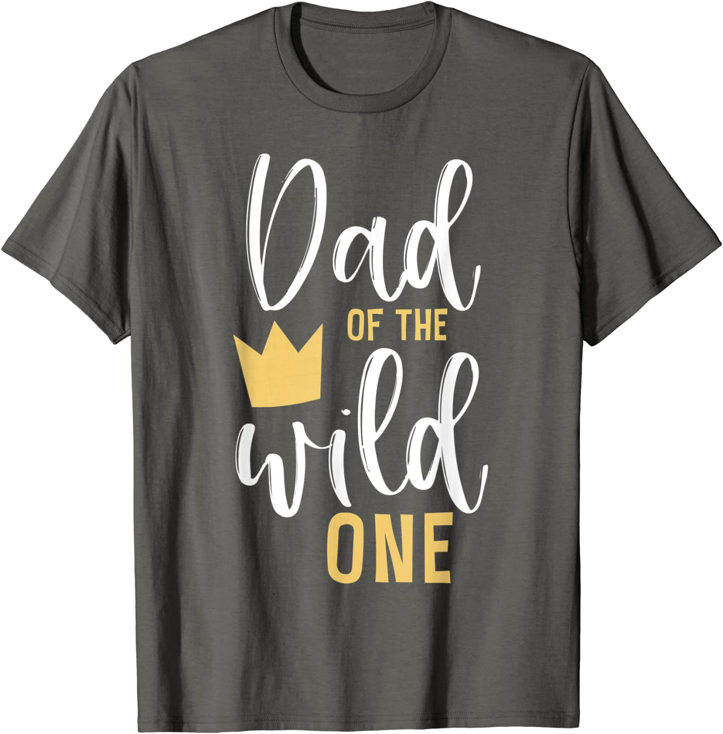 Dad of the Wild One Shirt 1st Birthday First Thing Daddy Tee