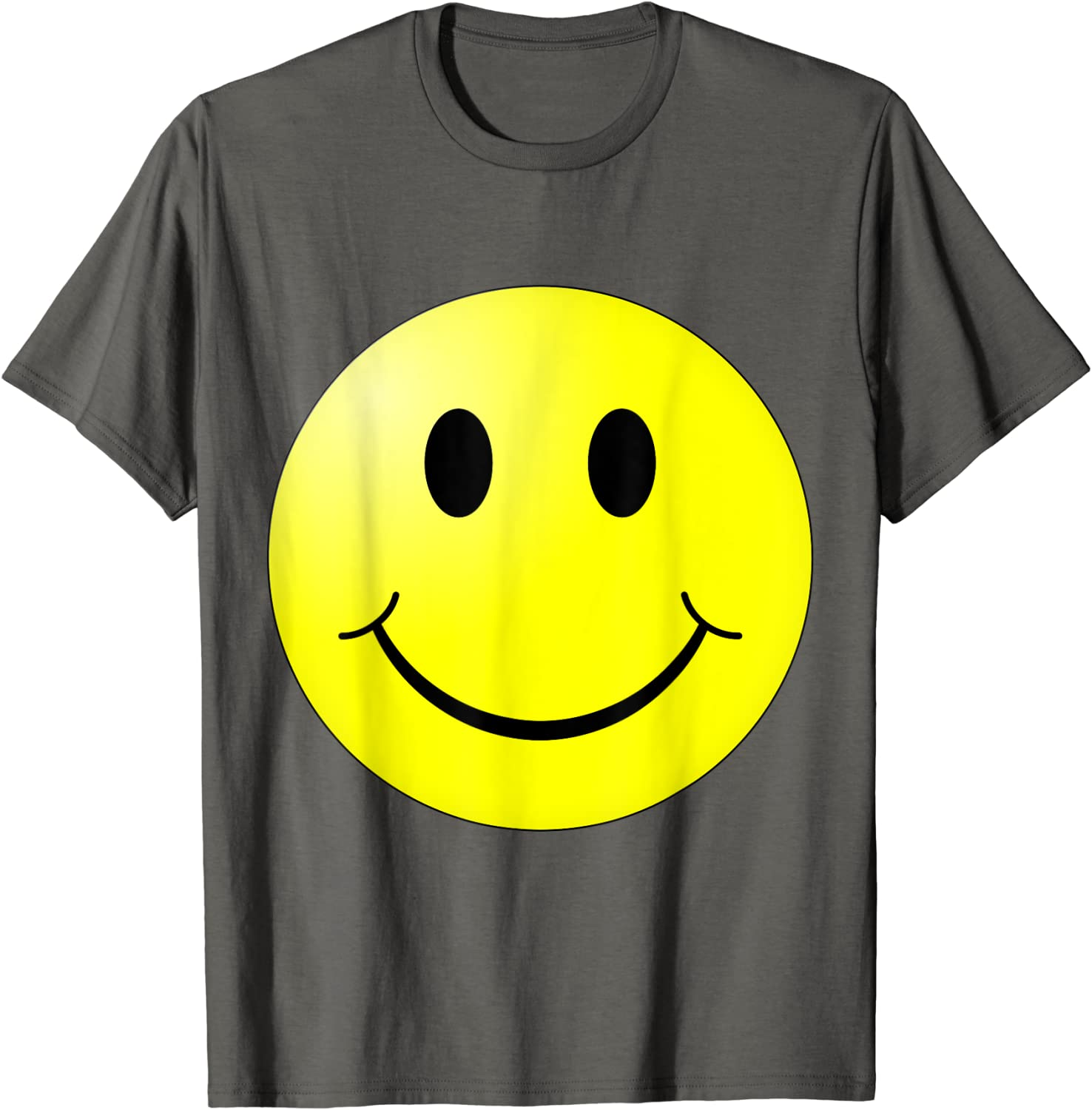 T shirt with Emoji Smiley Faces