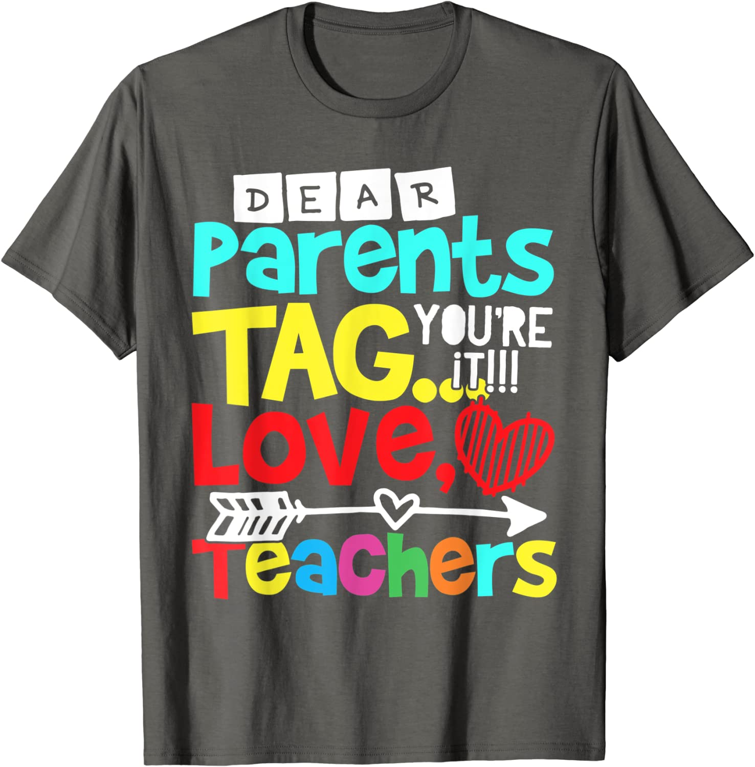 13 Inch Laptop Sleeve Dear Parents Tag 15 Inch 17 Inch 12 Inch Youre It Love Teachers Funny Tablet Bag 10 Inch
