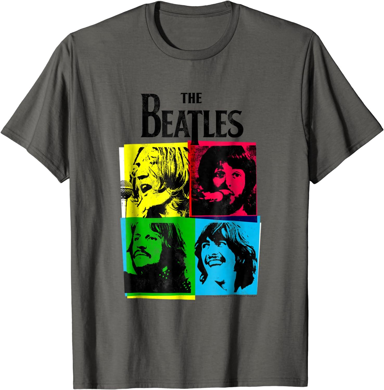 The Beatles CMYK Beatles 2 T-shirt