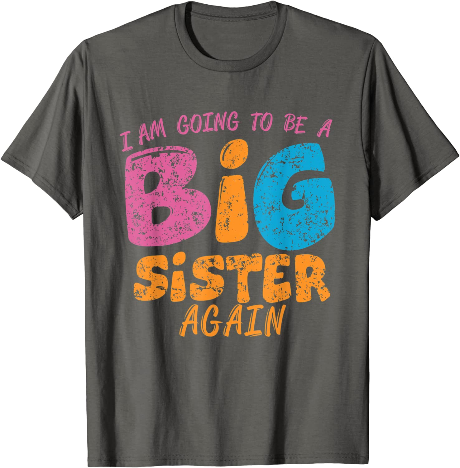 Pregnancy Reveal Shirt New Big Sister Big Sister Announcement Shirt I/'m Going to be a BIG Sister Big Sister Shirt Big Sister Gift