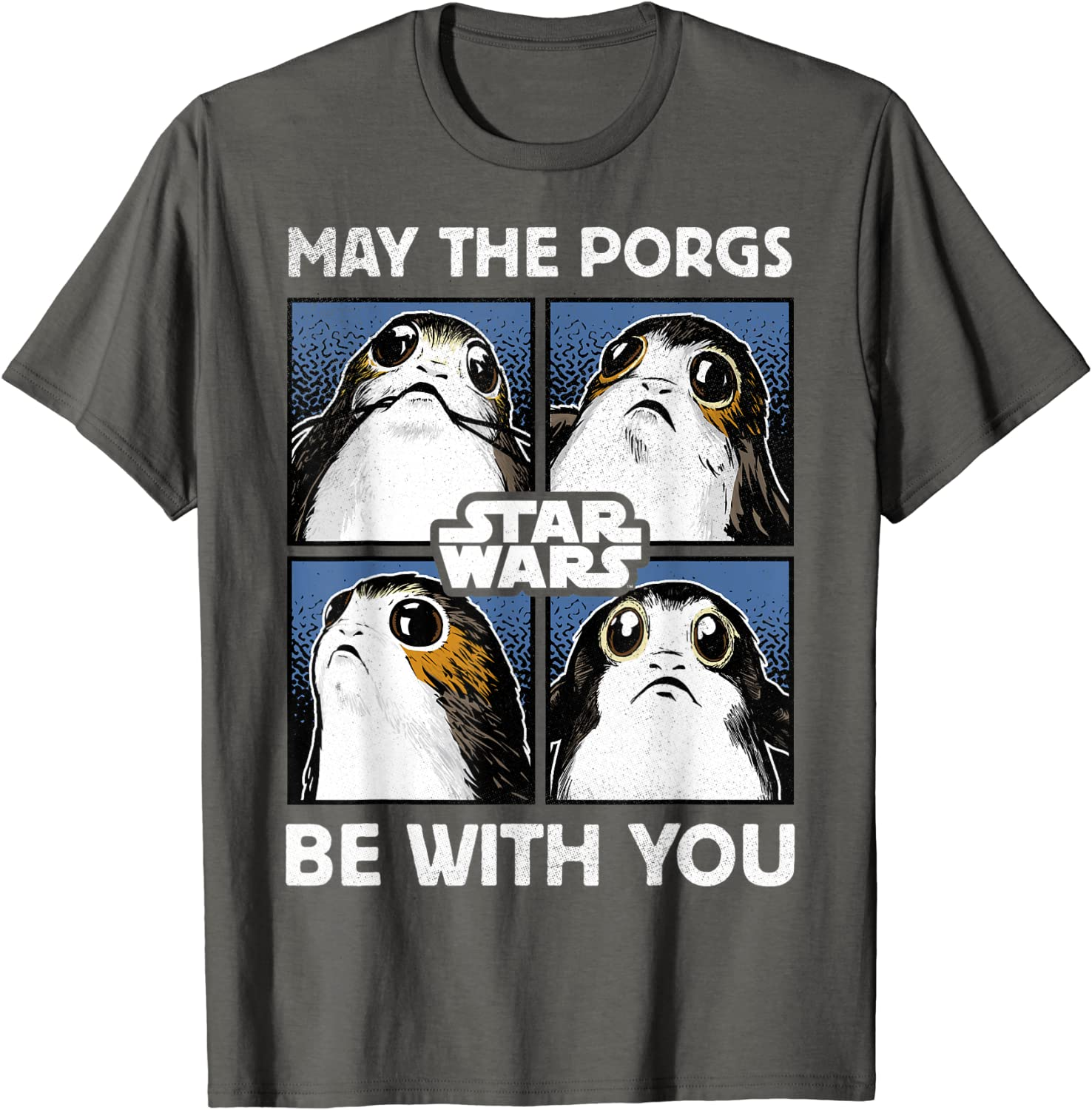 Star Wars May The Porgs Be With You T-Shirt