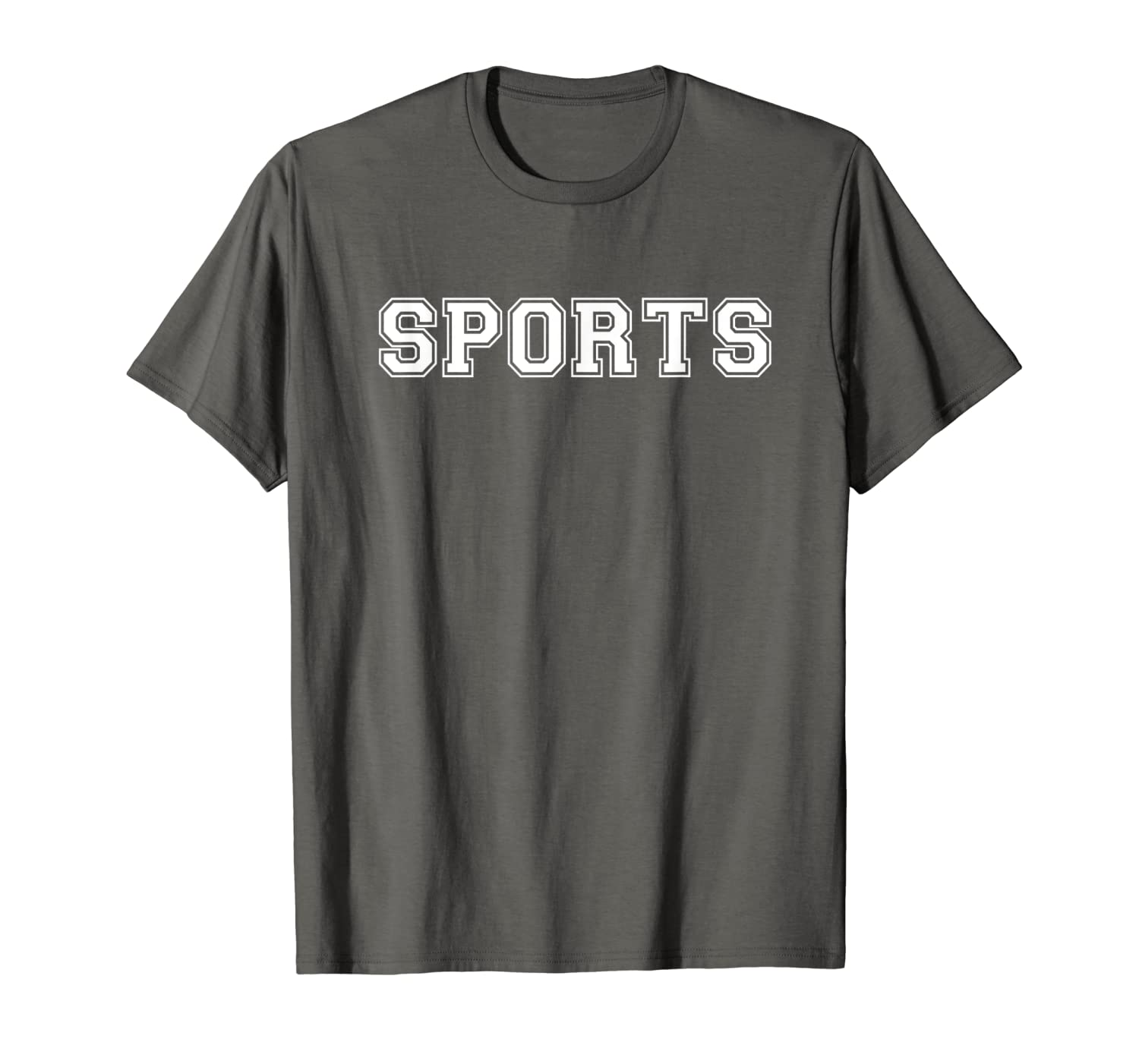 b775af32 Amazon.com: Sports T Shirt - Say Sports Tee: Clothing