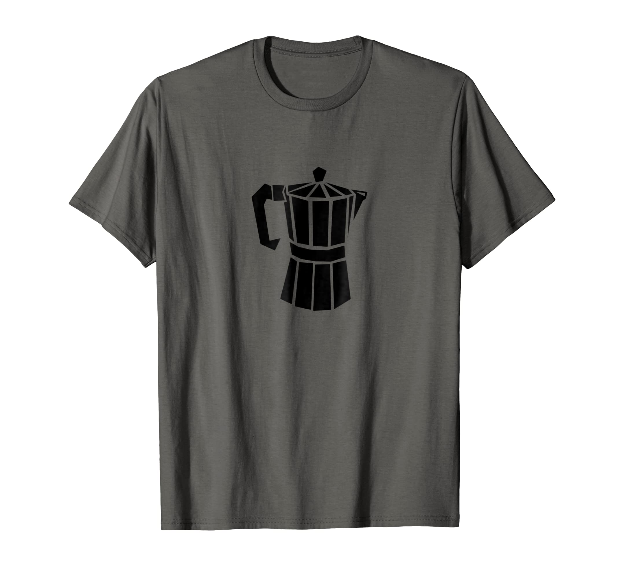 Amazon.com: Cafetera T-Shirt: Clothing