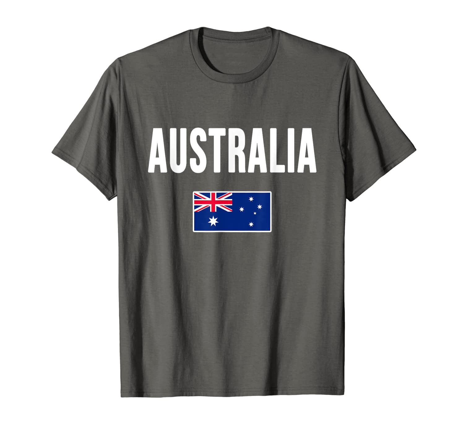 582d60a93 Amazon.com: Australia T-shirt Australian Flag Gift Souvenir Love: Clothing
