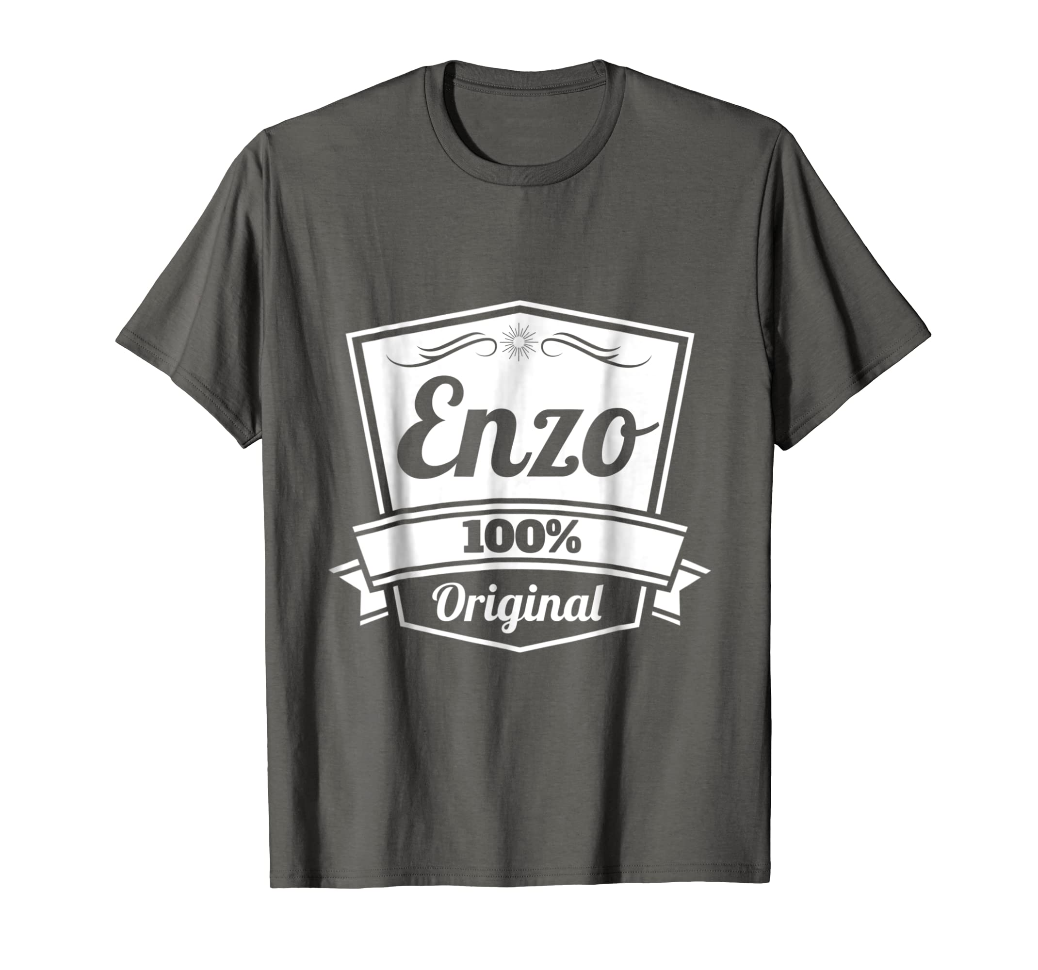 5b961c2d4e351 Amazon.com: Enzo Gift Shirt / Enzo Personalized Name Birthday TShirt ...