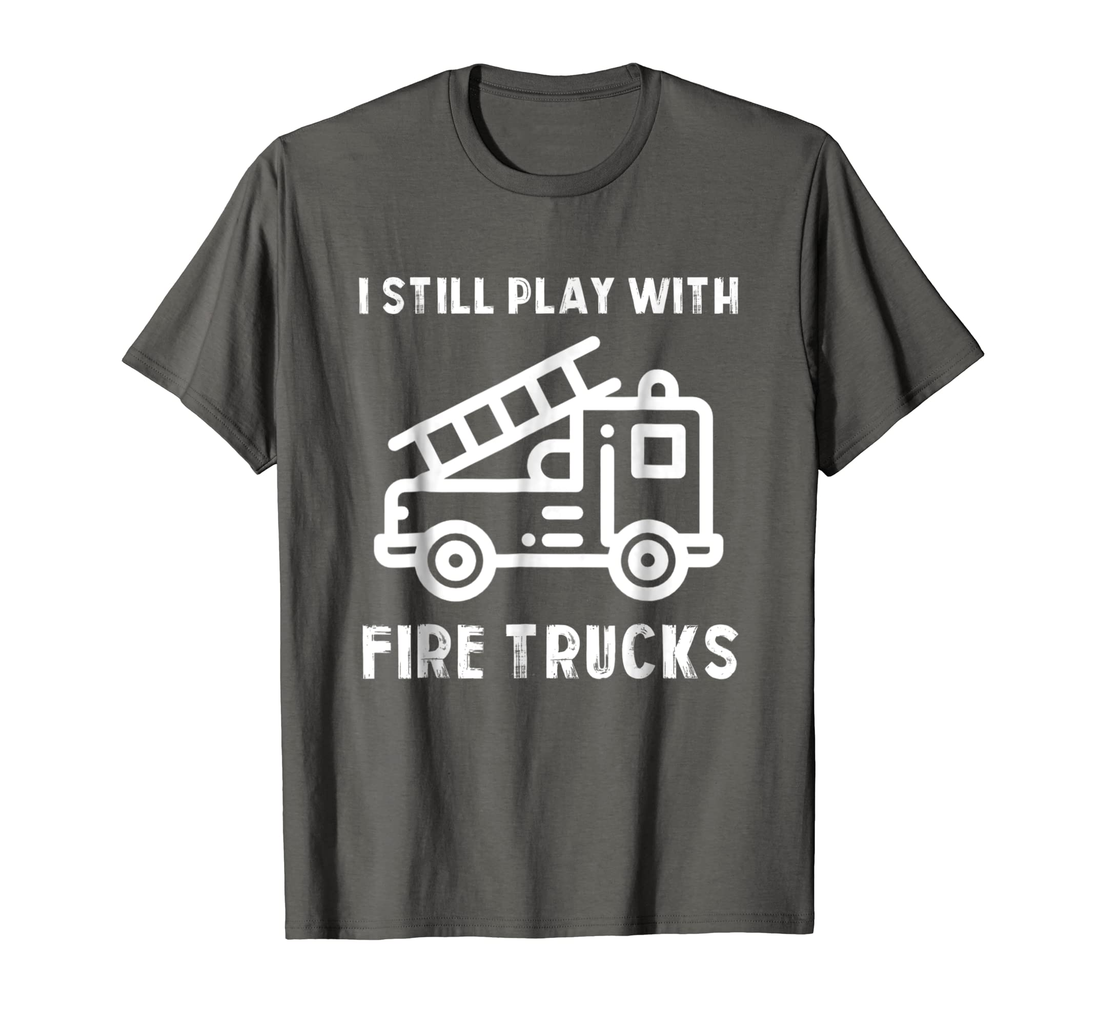 d446ce68b8 Amazon.com: Funny Firefighters T-Shirt   Firefighter Gift For Firemen:  Clothing
