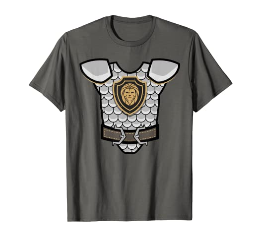 Amazon Com Knight Armor Medieval Costume Shirt Halloween
