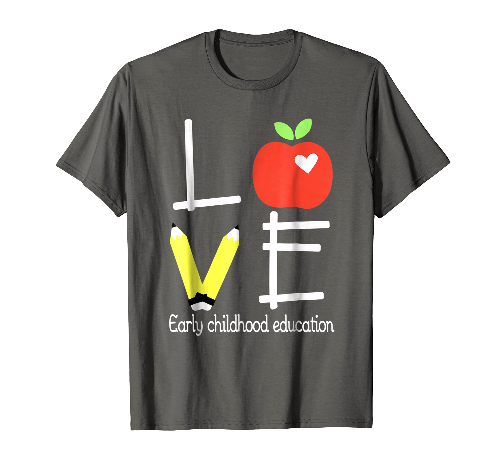 Early Childhood Education Love Shirt-fa