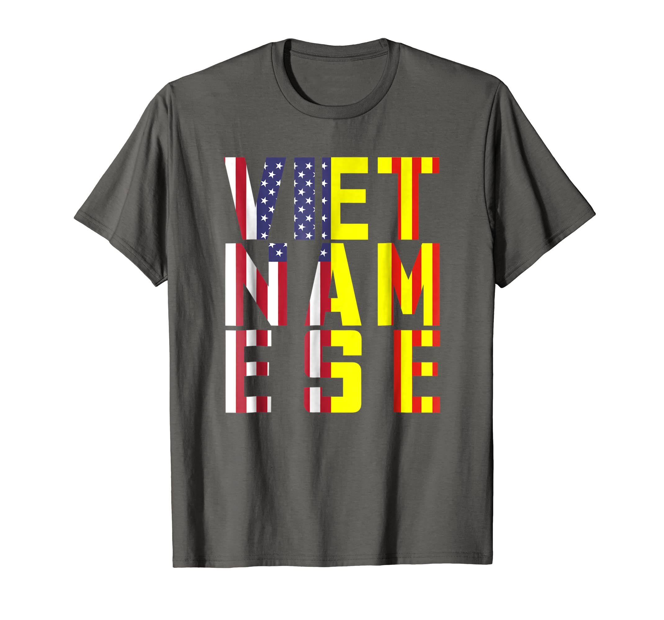937207e4f Amazon.com: I Am Vietnamese Shirt American South Vietnam Flags T-Shirt:  Clothing
