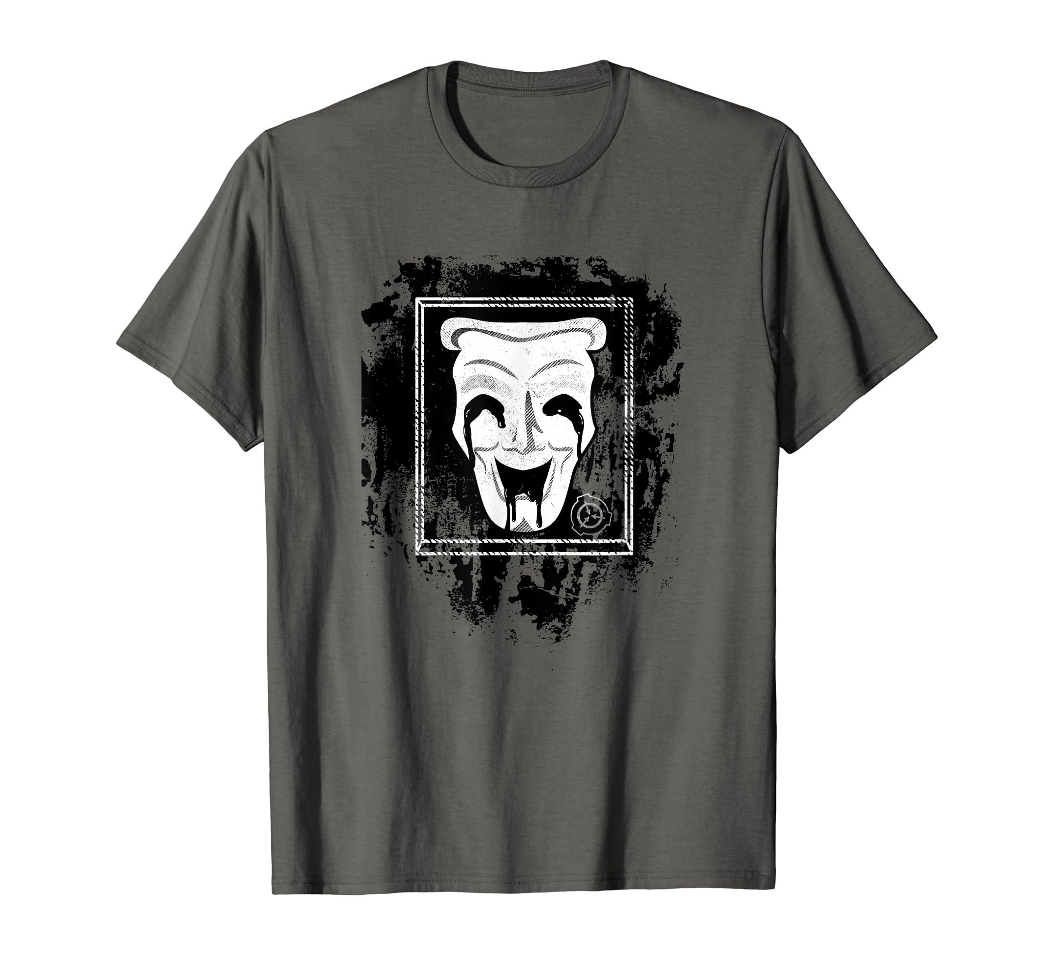 SCP-035 Possessive Mask SCP Foundation T-shirt