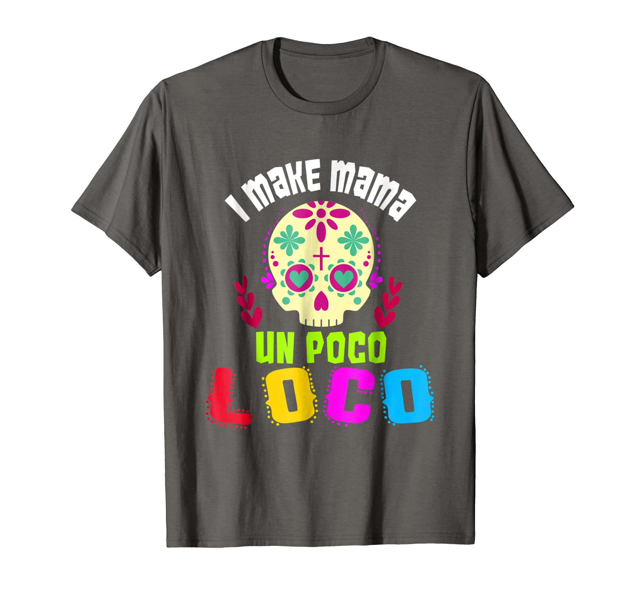 I Make Mama Poco Funny Matching T-shirt Mom and Baby-SFL