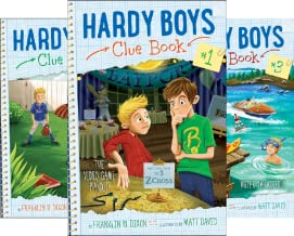 Hardy Boys Clue Book (11 Book Series)