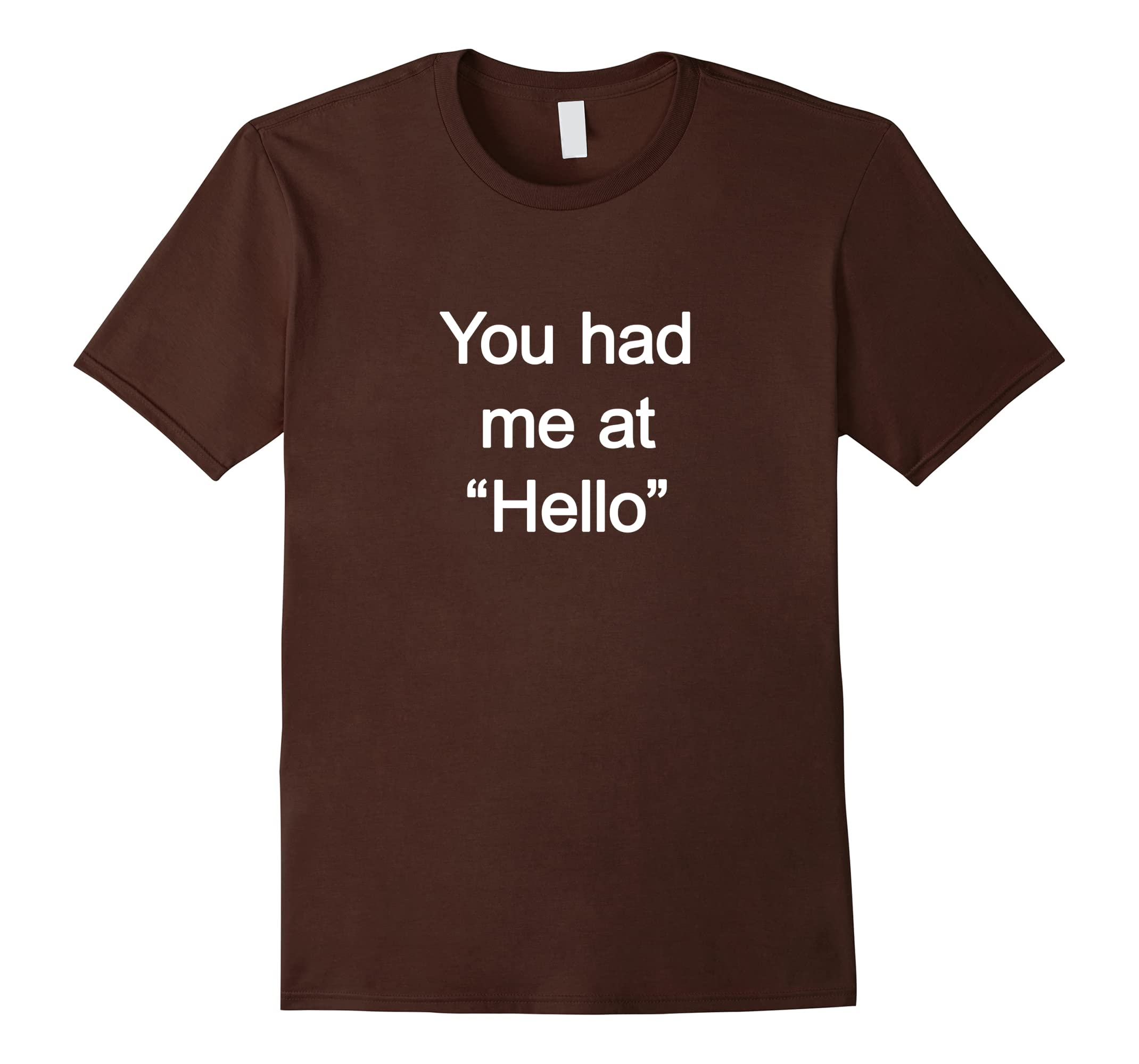 You Had Me At Hello - Boyfriend Girlfriend Shirts-RT