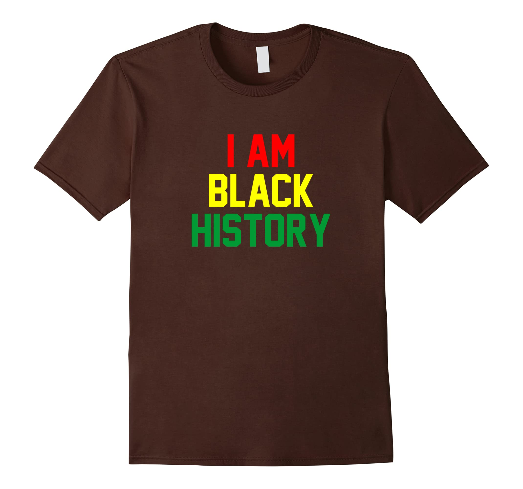 Am Black History Trendy T Shirt-Tovacu