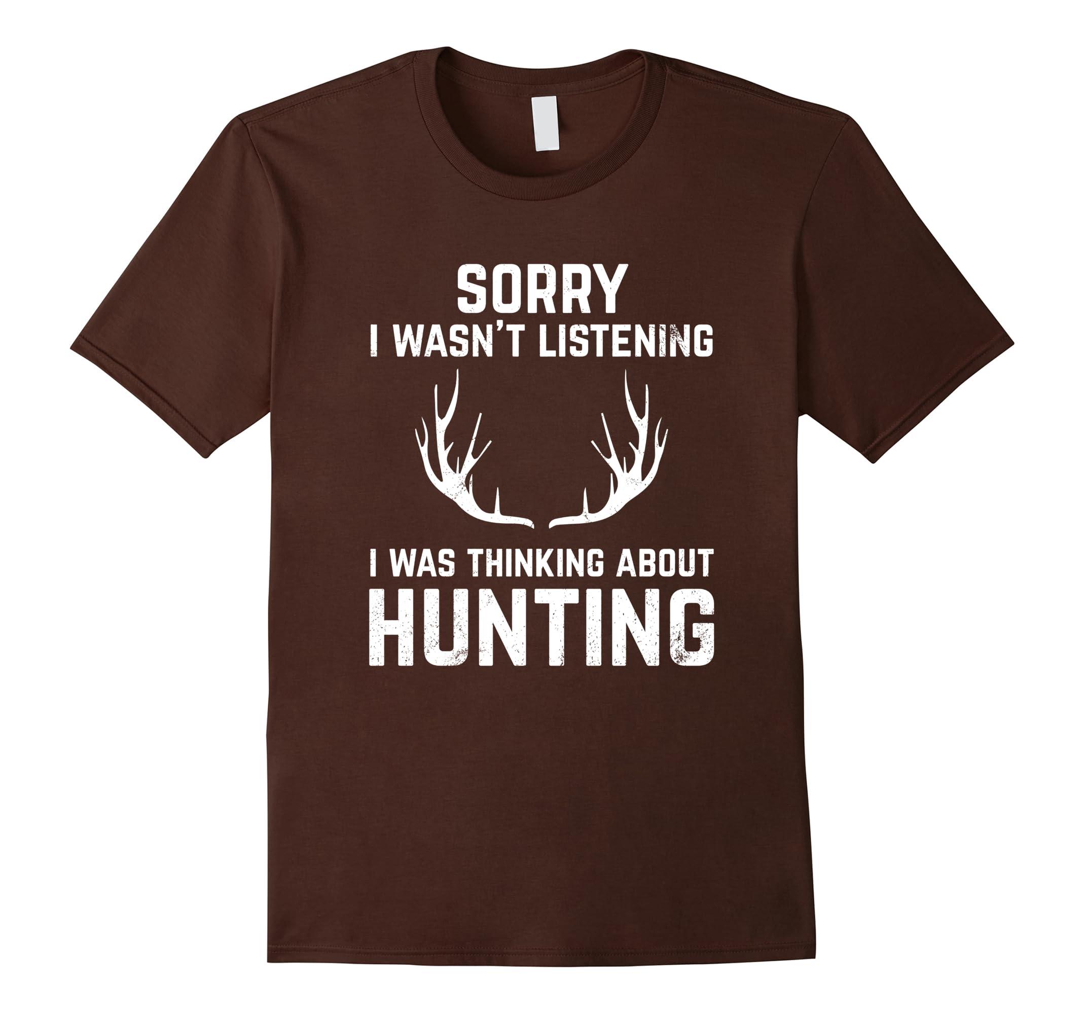 Funny Hunting Tshirt Gift Hunters