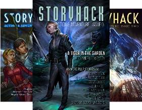 StoryHack Action & Adventure (8 Book Series)