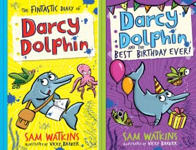 Darcy Dolphin (2 Book Series)