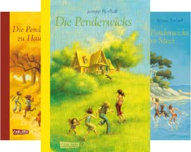Die Penderwicks (Reihe in 5 Bänden)
