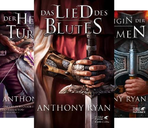 Rabenschatten (Reihe in 3 Bänden)