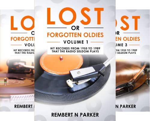 Lost or Forgotten Oldies (4 Book Series)