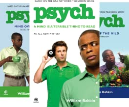 Psych (5 Book Series)