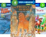 Step Into Reading: Level 5 (4 Book Series)
