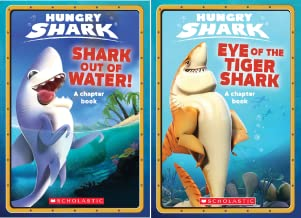 Hungry Shark Chapter Book (2 Book Series)