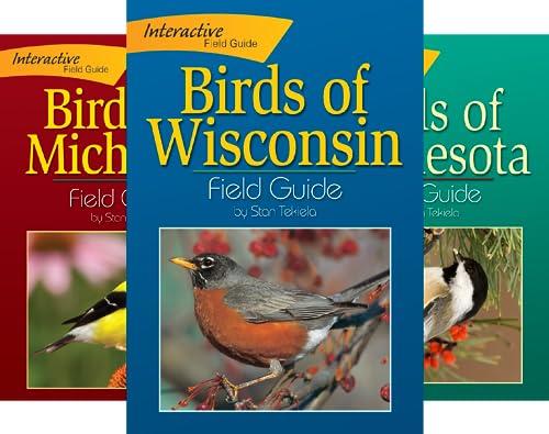 Bird Identification Guides (12 Book Series)
