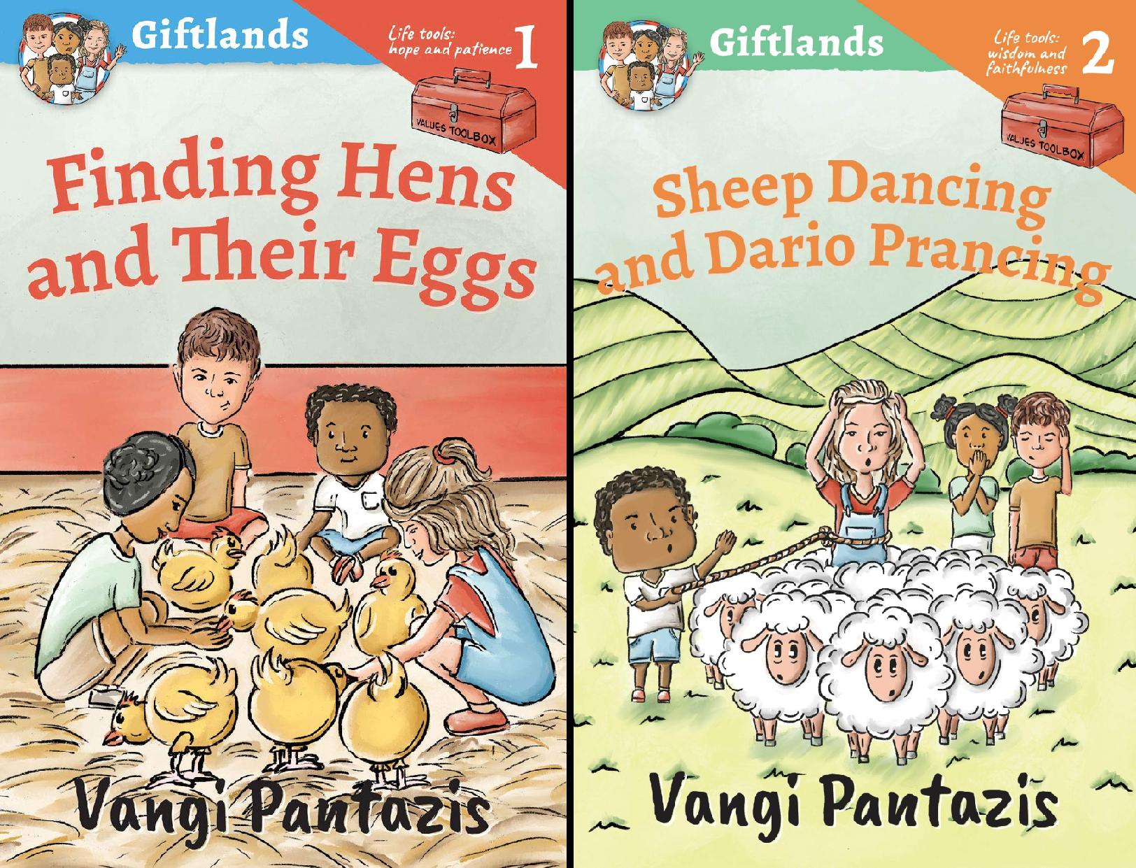 Giftlands (2 Book Series)