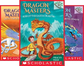 Dragon Masters (15 Book Series)
