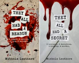 They All Had A Reason. (2 Book Series)
