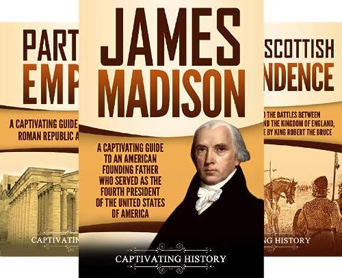 Captivating History (51-100) (50 Book Series)