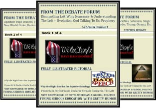 FROM THE DEBATE FORUM (4 Book Series)