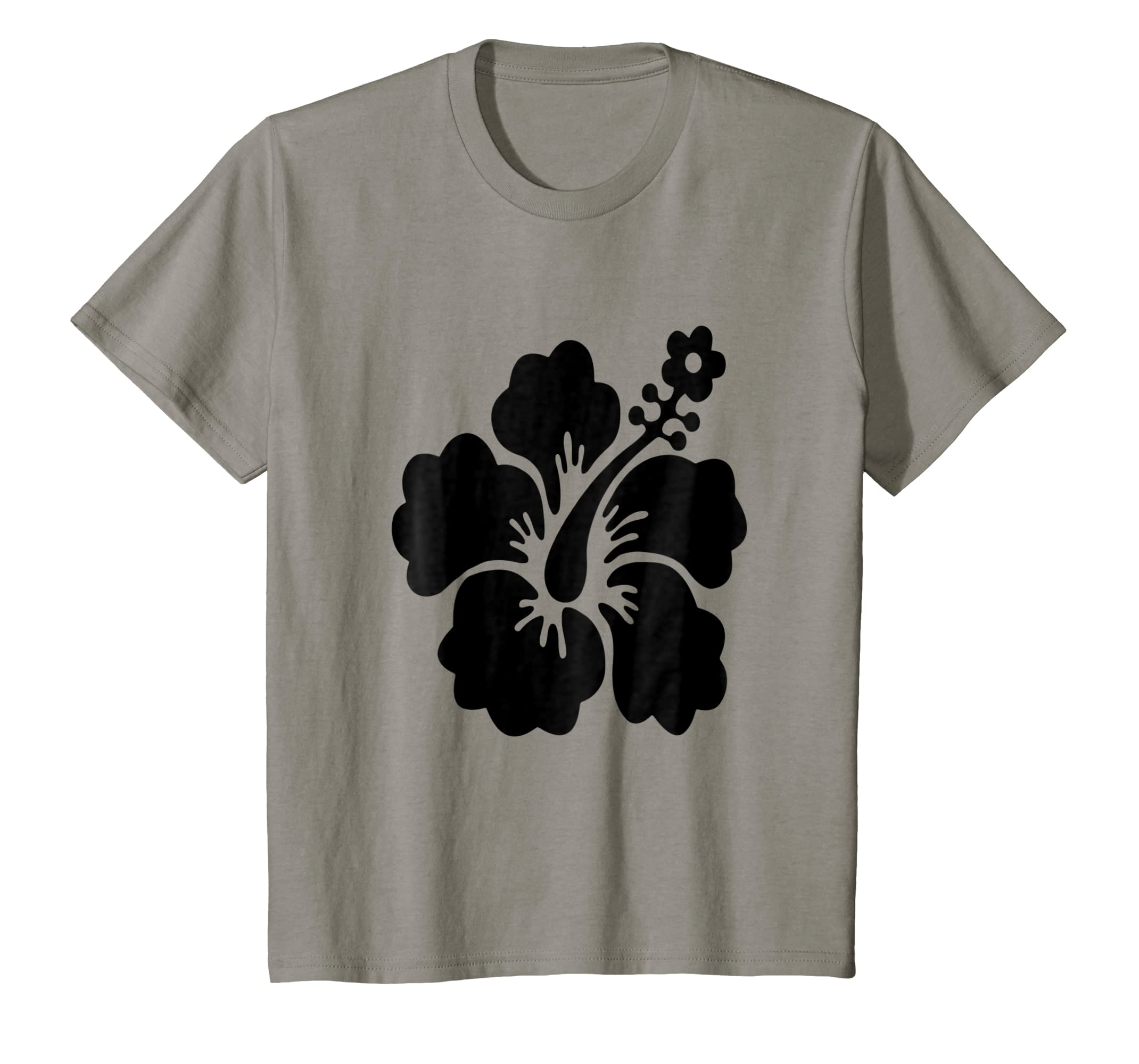 Amazoncom Hibiscus Flower T Shirt Rosemallows Plant Nature