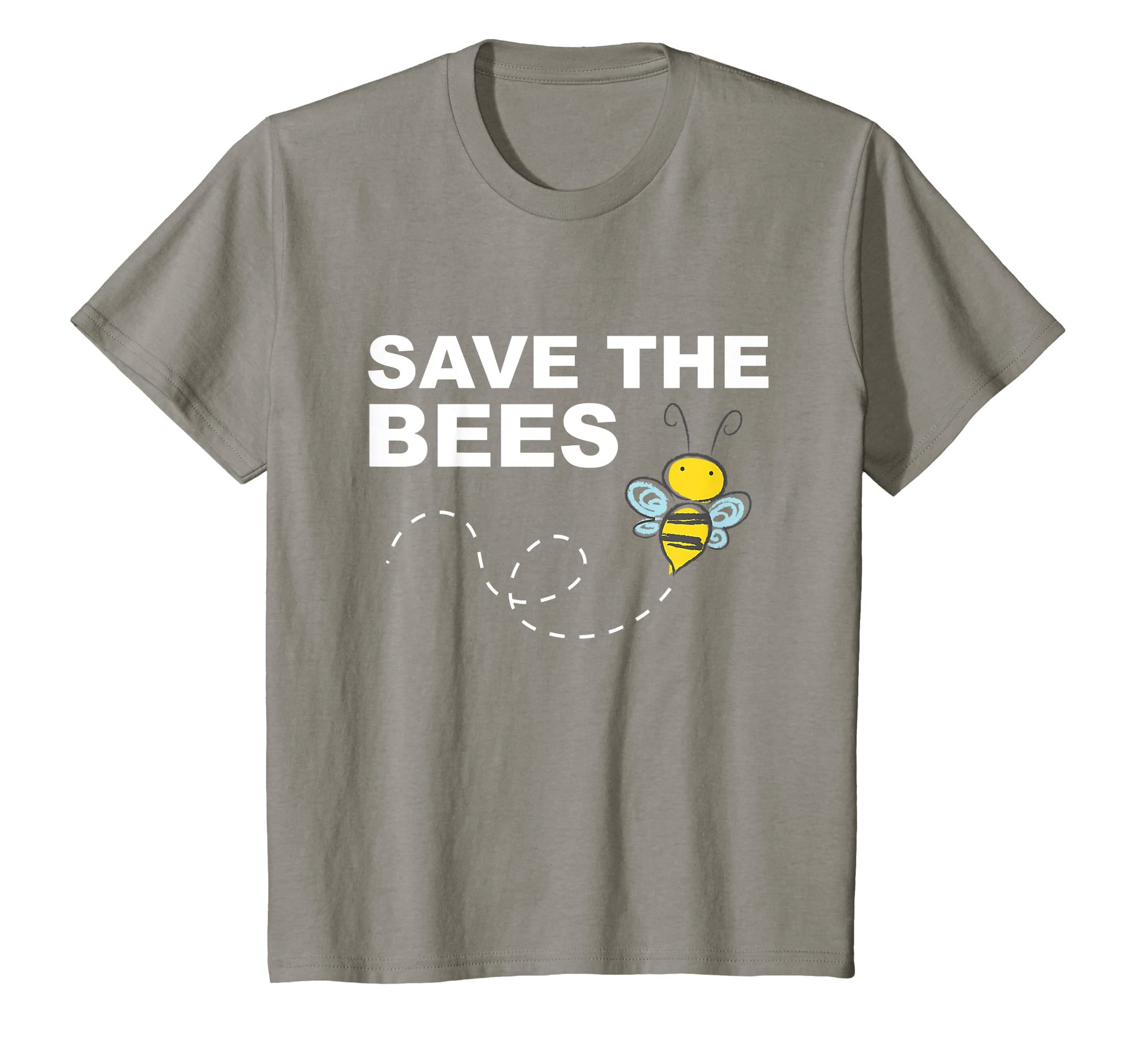 0f0362e1b6c Amazon.com  Save the Bees Shirt for Men Women and Children  Clothing