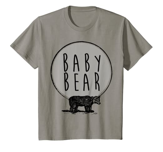 ca9b53e459dc Image Unavailable. Image not available for. Color: Kids Baby Bear Shirt ...