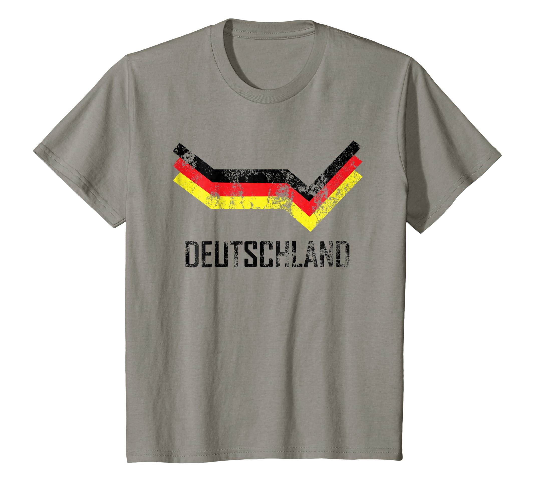 e633d0d5429 Germany Soccer Jersey T Shirt - Nils Stucki Kieferorthopäde