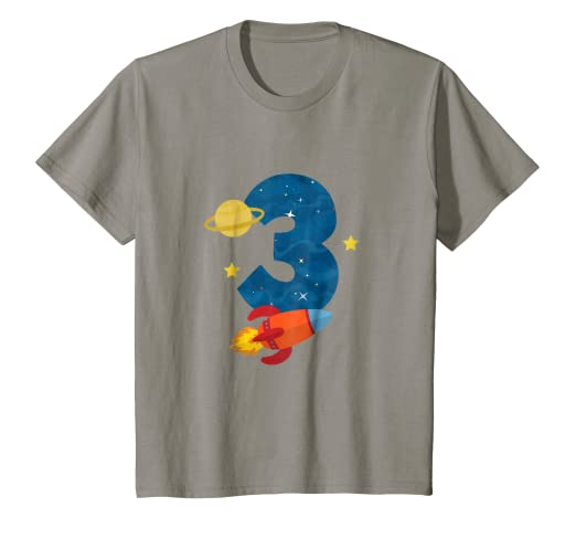 Image Unavailable Not Available For Color Kids 3 Year Old Birthday Boys Shirt