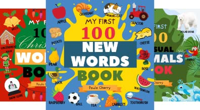Learning and consolidating new words for children. (3 Book Series)
