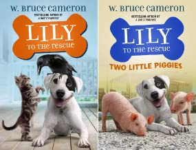 Lily to the Rescue! (2 Book Series)