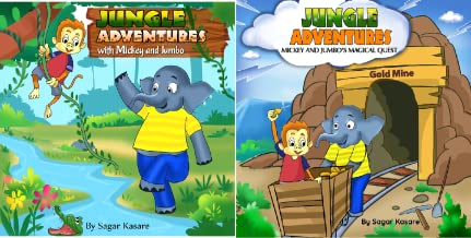 Jungle Adventures (2 Book Series)
