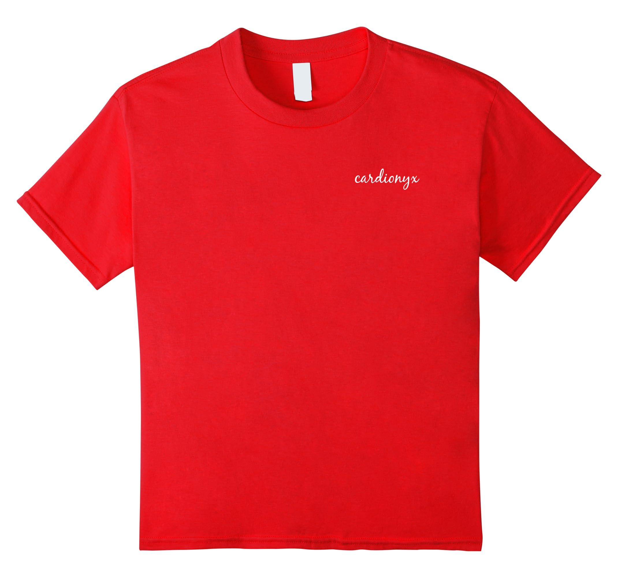 Cardionyx Fitness Workout Activewear T Shirt-Awarplus