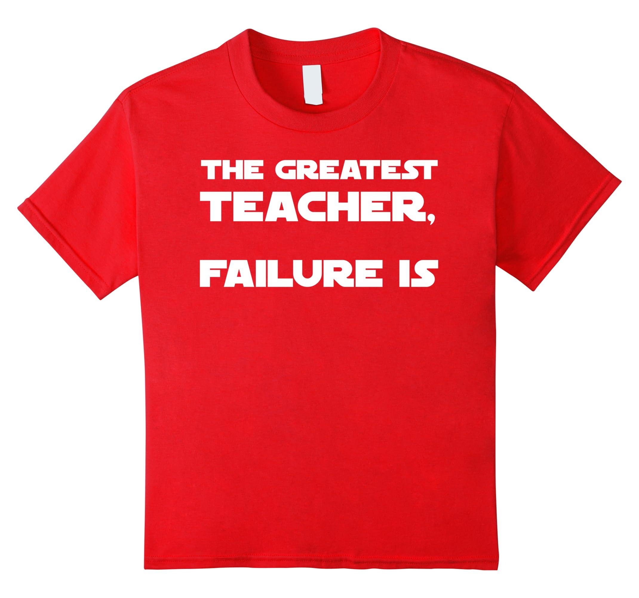 Greatest Teacher Failure Wisdom Motivation-Awarplus
