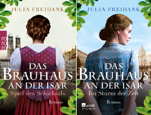 Die Brauhaus-Saga (Reihe in 2 Bänden)