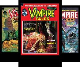 Vampire Tales (1973-1975) (11 Book Series)