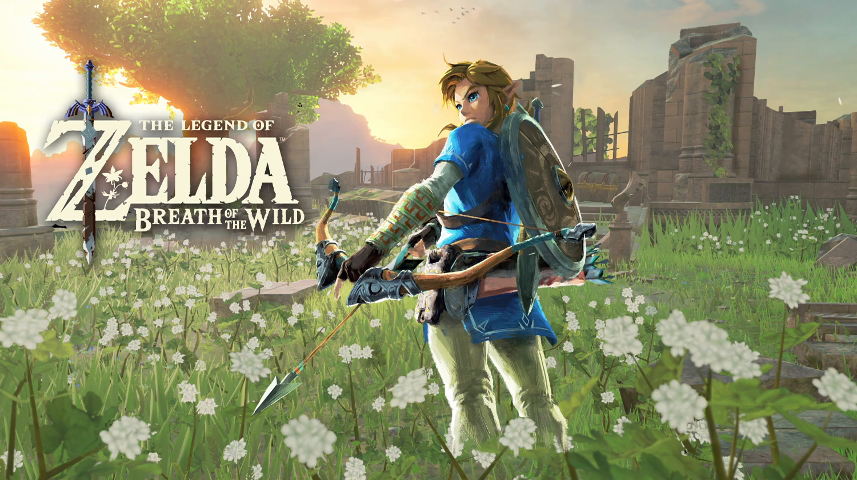 The Legend Of Zelda: Breath Of The Wild - Edición Estándar: Nintendo: Amazon.es: Videojuegos