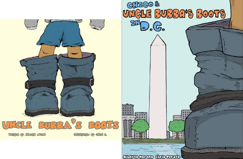 UNCLE BUBBA'S BOOTS (2 Book Series)